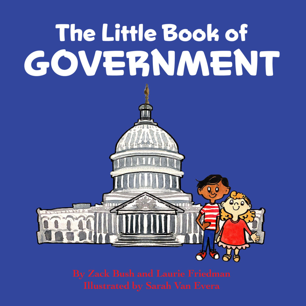 Cover for The Little Book of Government